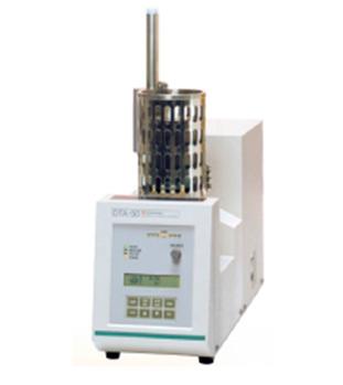 Análisis Térmico Diferencial (DTA-50)