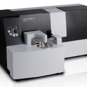 Analizador de tamaño de nano partículas por difracción Láser SALD-7500 Nano